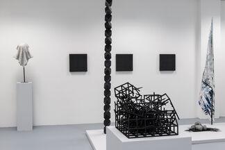 Simon Bilodeau: La mélancolie à l'infini (autant en emporte le vent), installation view