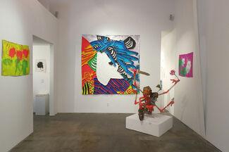 Love is a Roar-r-r!, installation view