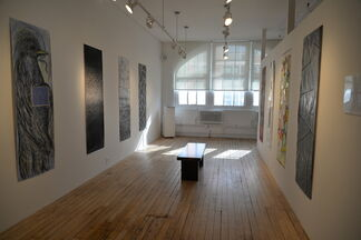 2 X 6 X 17 Drawing Show, installation view