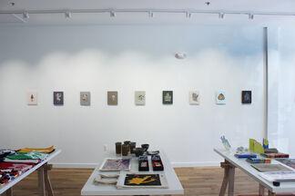 February 2017 Exhibition - Winnie Truong & Lala Albert & Armando Veve, installation view