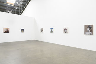 """KAJAHL: """"Unearthed Entities"""", installation view"""