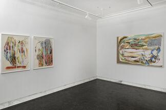 Michael John Kelly   Language. Berlin – L.A. Trilogy II, installation view