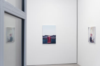 ROOPE ITÄLINNA  |  Dark Euphoria, installation view