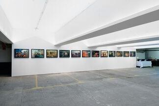 Ivar Wigan: The Gods, installation view