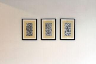 Bill Pangburn: Memories Imprinted, installation view