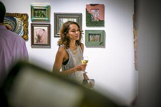 Organic Digital Photography by Stefanie Jasper, installation view