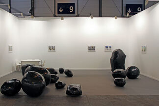Nadja Vilenne at ARCOmadrid 2017, installation view