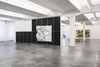 Florian Baudrexel – Gelächter von außen, installation view