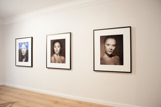 Marc Erwin Babej - Mask of Perfection, installation view