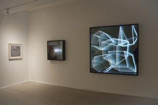 Line of Site: Chul Hyun Ahn & Cheryl Goldsleger, installation view