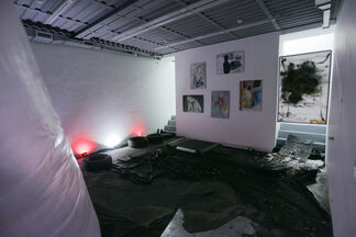 Victoria Marchenkova: Every Feeling Sent By God, installation view