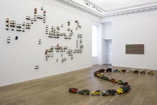 Kate Ericson & Mel Ziegler, installation view
