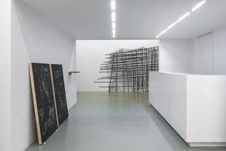 Monika Grzymala, Nikolaus Gansterer | Proxemia - Another Co-Creation of Space, installation view