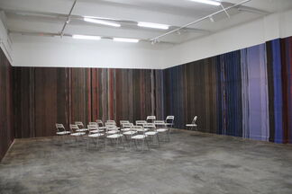 24 fps -Deconstructing Movie(s), installation view