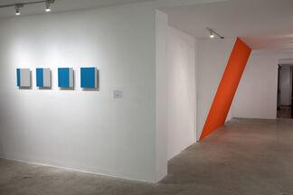 Lynne Harlow: Rhythm..Distance, installation view