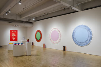 Cary Leibowitz: Happy Days Good Times/Vicey Versy, installation view