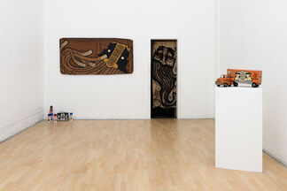 """GATS - """"A Familiar Face"""", installation view"""