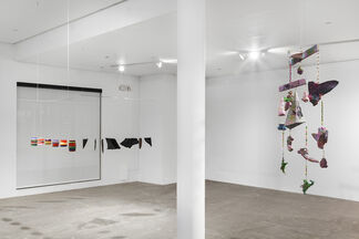 The Motion of Movements, installation view