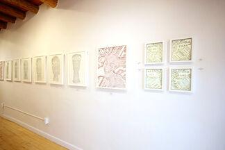 Ian Kuali'i, installation view