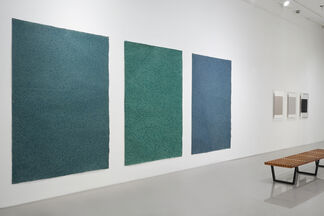PAINTING NOT PAINTING, installation view