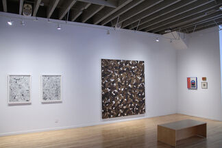 Three + 3, installation view