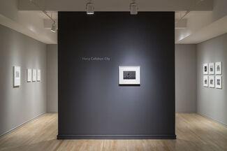 Harry Callahan: City, installation view