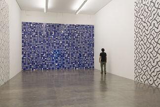 athos bulcão -- curated by agnaldo farias, installation view
