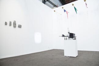 Gallery Baton at Art Brussels 2019, installation view
