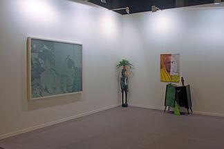 Nadja Vilenne at ARCOmadrid 2015, installation view