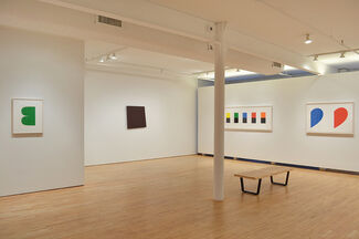 Ellsworth Kelly: Selected Works, installation view