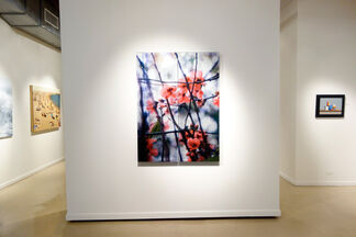 Them Pretty Paintings, installation view