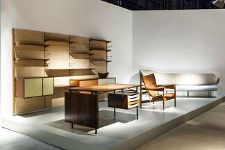 Dansk Møbelkunst Gallery at Design Miami/ Basel 2013, installation view
