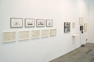 Ellen de Bruijne Projects at Artissima 2015, installation view