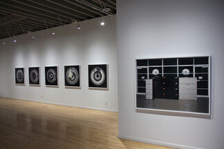"""Susan Dobson """"Slide Library"""", installation view"""