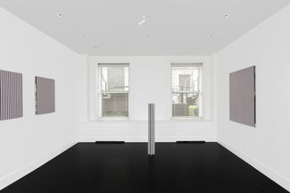 MICHAEL SCOTT: Recent Painting and Sculpture, installation view