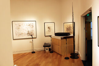 Peter Foucault: Collective Topographies, installation view