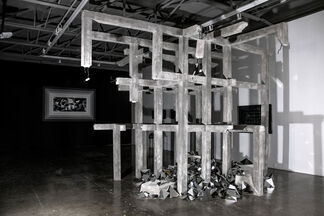 The Story With No Ending, installation view