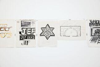 Jef Geys, installation view