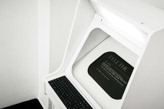 DELETHE - Deletion after Death, installation view