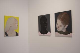 Katinka Lampe: Let's Change History, installation view