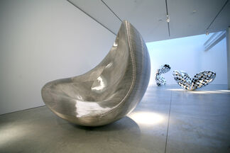 Ron Arad: Guarded Thoughts, installation view