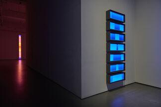 Yorgo Alexopoulos: Conjugated Gradients, installation view