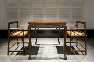 MING AND QING MASTERPIECES: ICONS OF CHINESE ANTIQUE FURNITURE, installation view