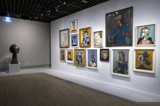 Picasso.mania, installation view