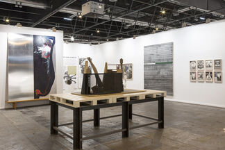 Galería Joan Prats at ARCOmadrid 2017, installation view