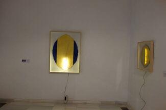 750 stars / G8 - Mario Pasqualotto, installation view