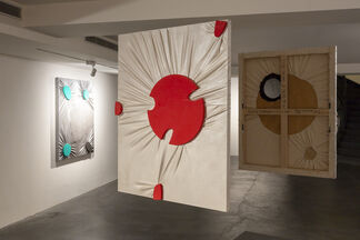 Phase of Nothingness—Skin : SEKINE Nobuo Solo Exhibition, installation view