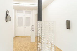 Three dimensional, installation view