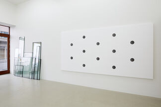 Kristján Guðmundsson - Mostly Drawings, installation view