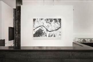 TUCK FAUNTLEROY | WATERLINE, installation view
